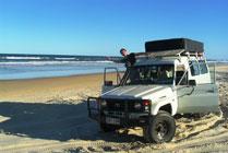 Australian Backpacker Travel Agency/fraser
